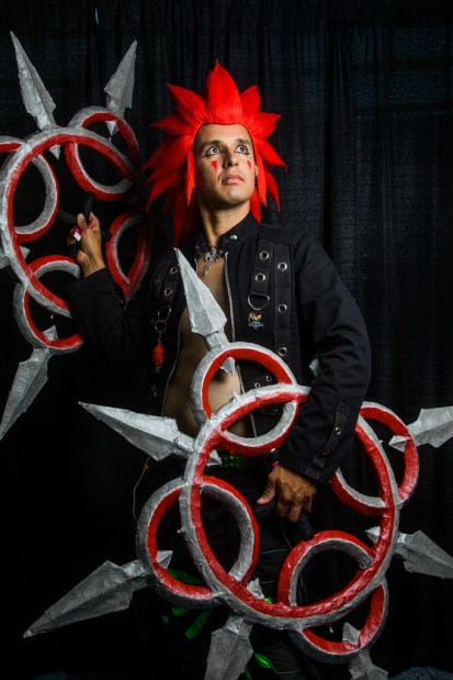 Cosplay, 2017 Anime Expo, Los Angeles Convention Center, Los Angeles, California, USA