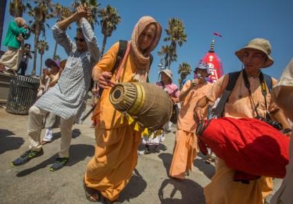 2017 Hare Krishna Festival of the Chariots - 8/6/2017 - Venice Beach, Los Angeles, California, USA