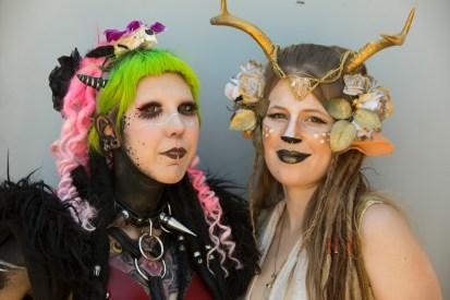 2017 Renaissance Pleasure Faire, Santa Fe Dam Recreation Area, Irwindale, California, USA