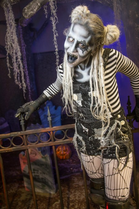 Midsummer Scream Halloween Festival, Long Beach, California, USA