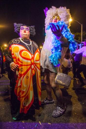 2016 West Hollywood Halloween Carnaval, Los Angeles, California