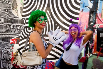 Festival, Arts District, Los Angeles, California, United States of America