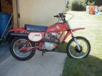 1982 Honda XR80