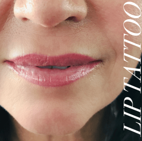 Ombre Lip Blend Tattoo Brows Beyond Cosmetic Tattooing