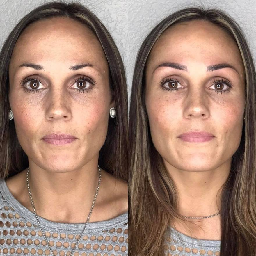Microblading training picture