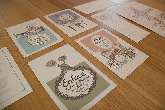Loveparti Postcards