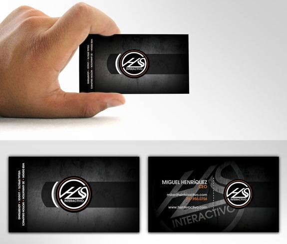 HS Interactivo Business Card