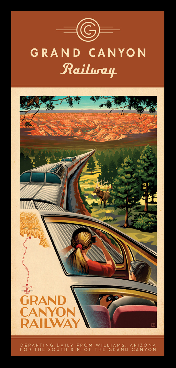 Brochure Rack Card