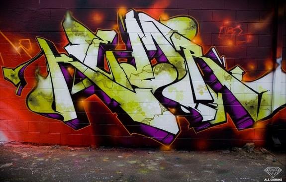 Beautiful Graffiti Art