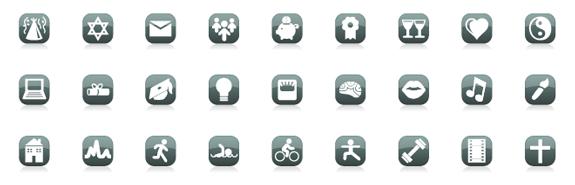 Free Mini Vector Icons