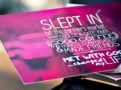 Postcard Design Inspiration