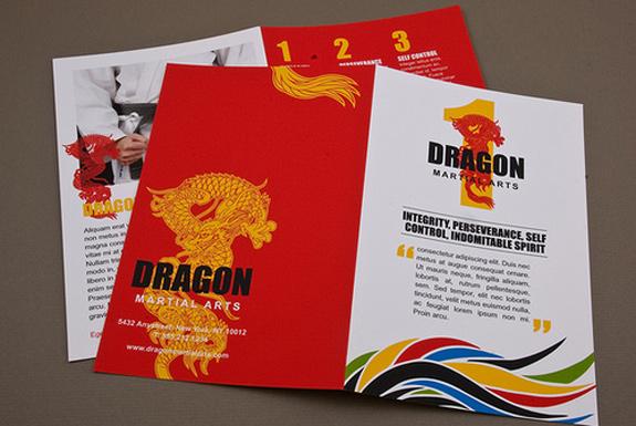 Light Brochure Designs