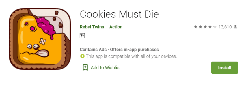 Cookies Must Die For Windows