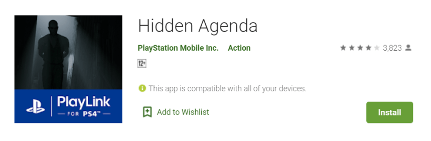 Hidden Agenda For PC