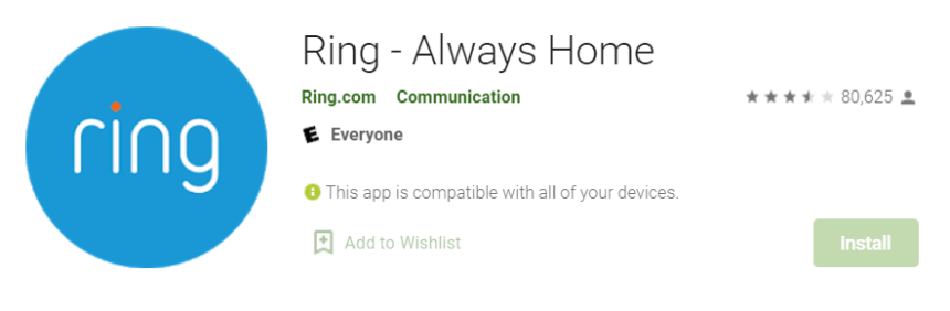 Ring Always Home for Mac