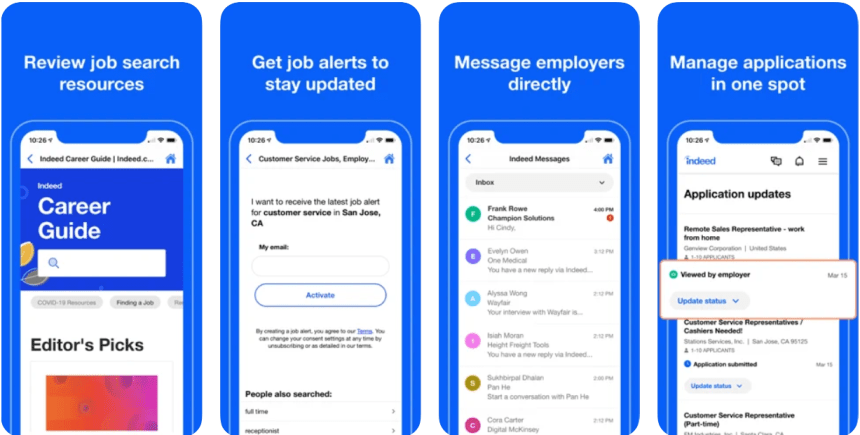 Indeed Job Search app PC download
