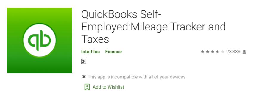 QuickBooks Self Employed for Mac