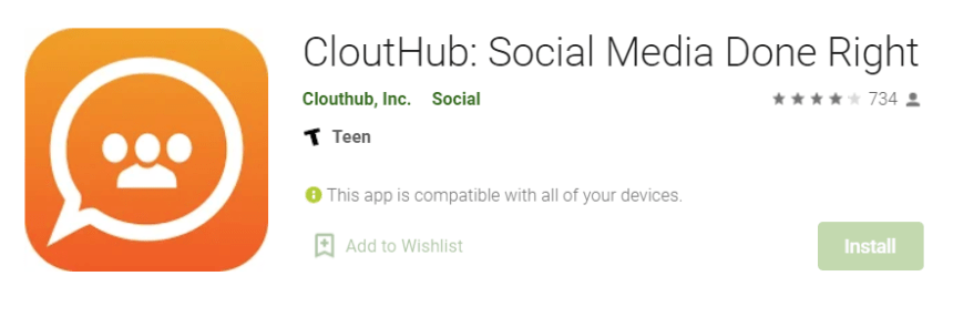 Clouthub for Mac