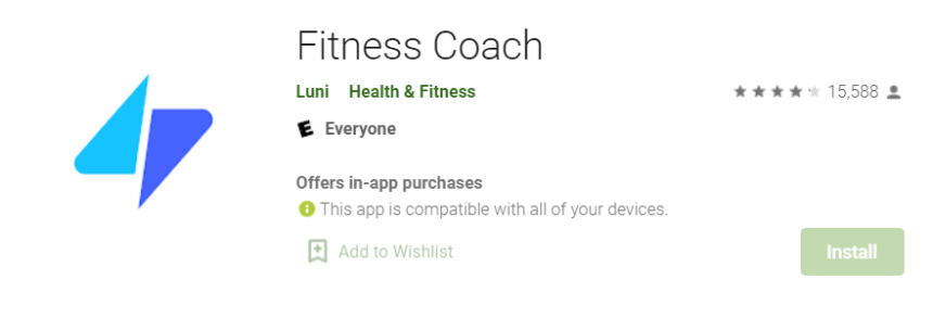 Fitness Coach for Mac