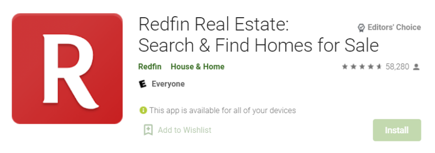 Redfin for Mac