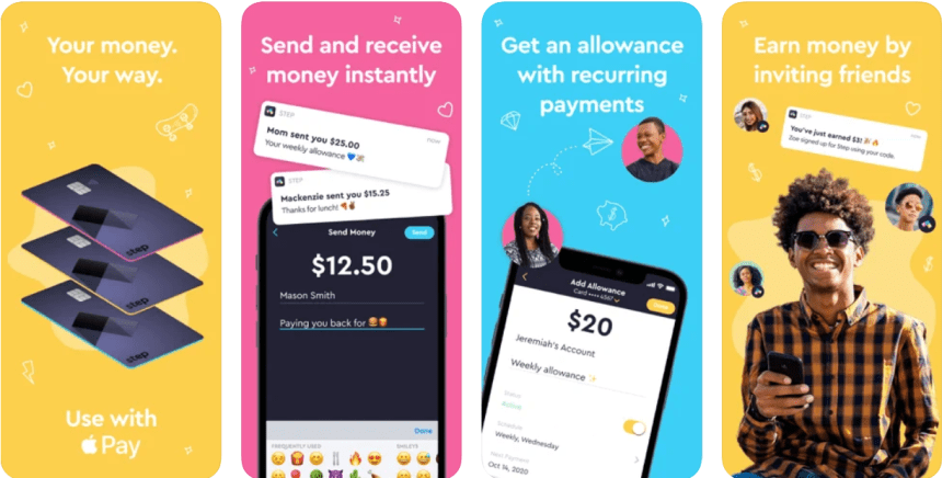 Step Teen Banking app PC download