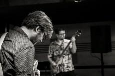 Palotai Csaba (gitár) ★ Hock Ernő (basszusgitár)