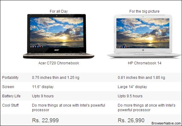 chromebook-india-price