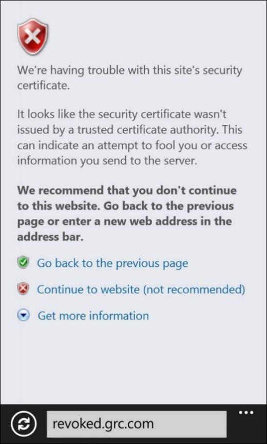ie-mobile-certificate-revoke-check