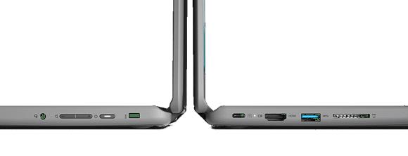 lenovo flex 11 chromebook ports