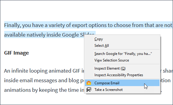 select-text-email-firefox