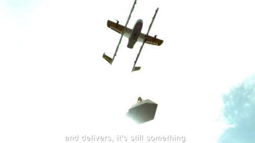 グーグルがドローンによる空中配送事業を正式開始