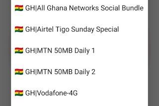 free browsing cheat for Ghana