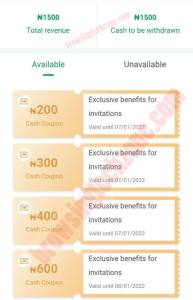 Lcredit registration bonus