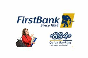 First Bank code ShortCodes