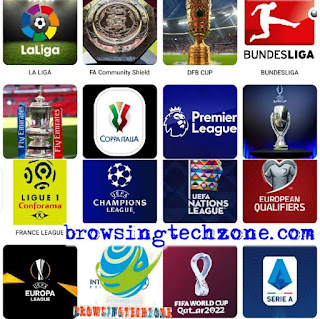 how to stream live football matches on android