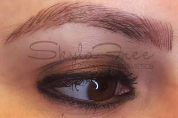 Microbladed eyebrow by Bliss Beauty & Brow Boutique