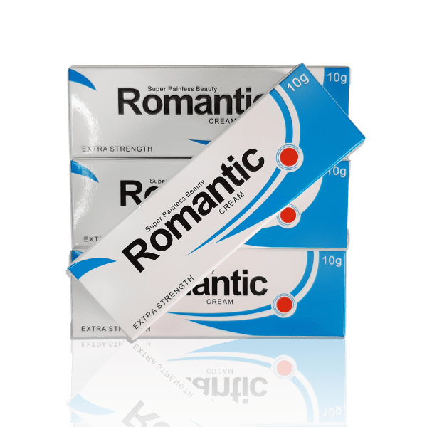 Romantic Numbing Cream 3 Pack + 1 FREE