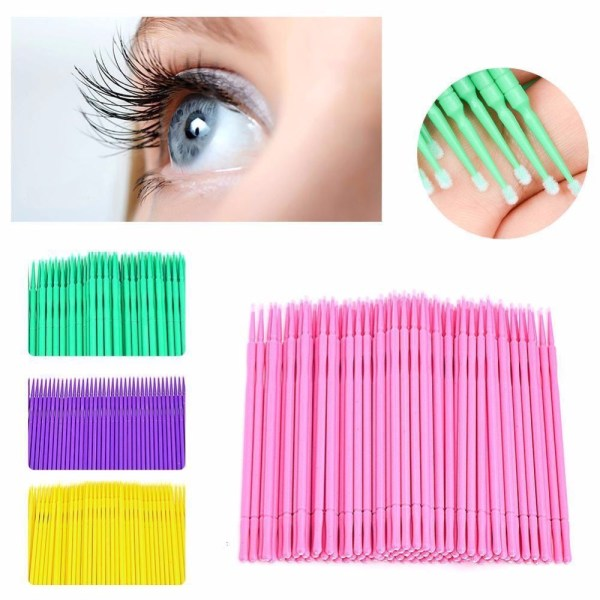 Microbrush Applicators (100pcs)