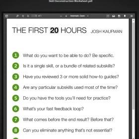 Download Josh Kaufman - Personal MBA Bundle (REQ)
