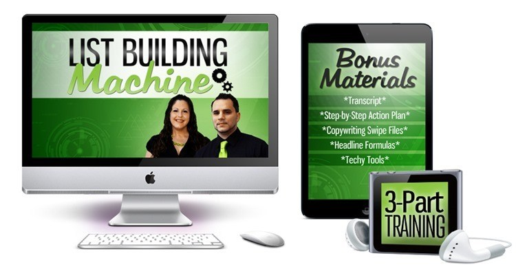 Download Mike & Robin Pisciotta - List Building Machine