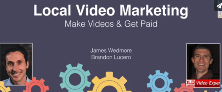 Download James Wedmore - Local Video Academy
