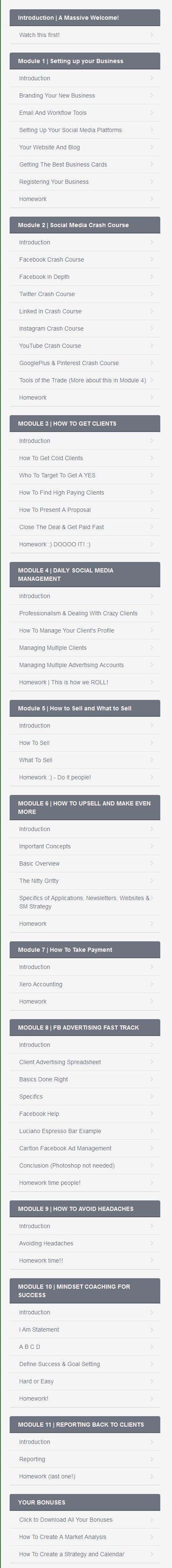 Download Liz Benny - Social Monkey Business Training