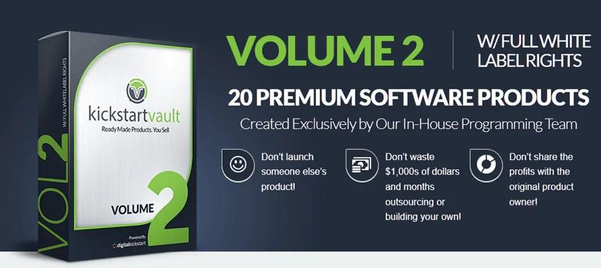 Download Kickstart Vault