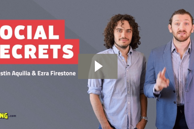 Ezra Firestone and Jason Aquilia – Social Secrets 3.0