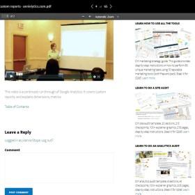 Download Annie Cushing – Annielytics Dashboard Course