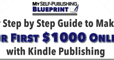 Emeka Ossai- Self Publishing Blueprint