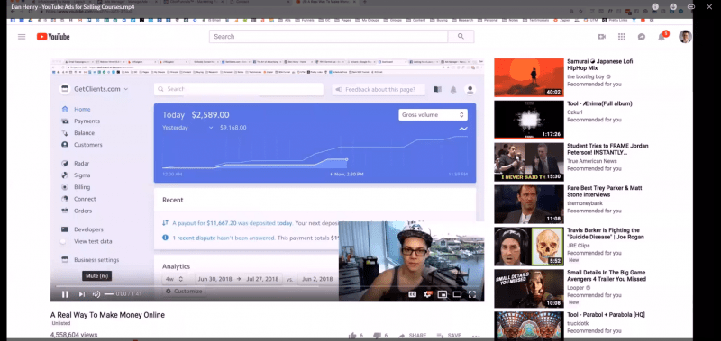 Download Dan Henry – YouTube Ads for Courses