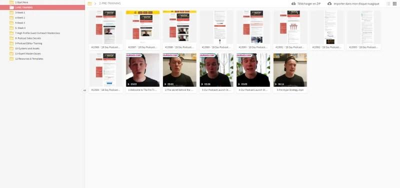 Download Jamie Atkinson – 28 Days Podcast Profit Lab