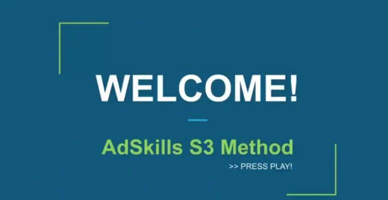 Download Travis Sago – Adskills S3 Method