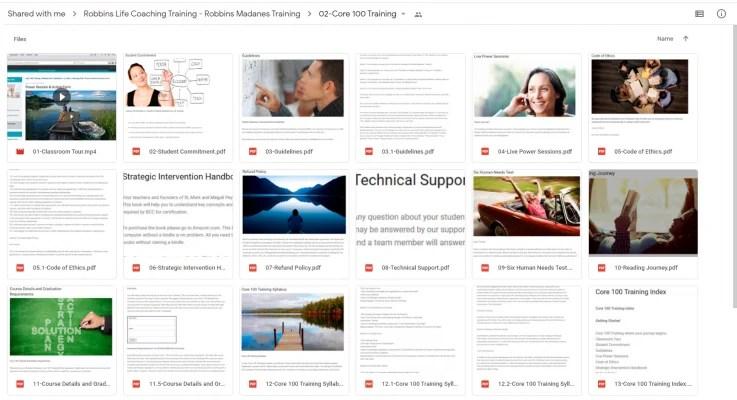 Download Robbins Life Coaching Training – Robbins Madanes Training